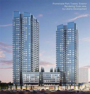 Promenade Park Towers – Phase 1