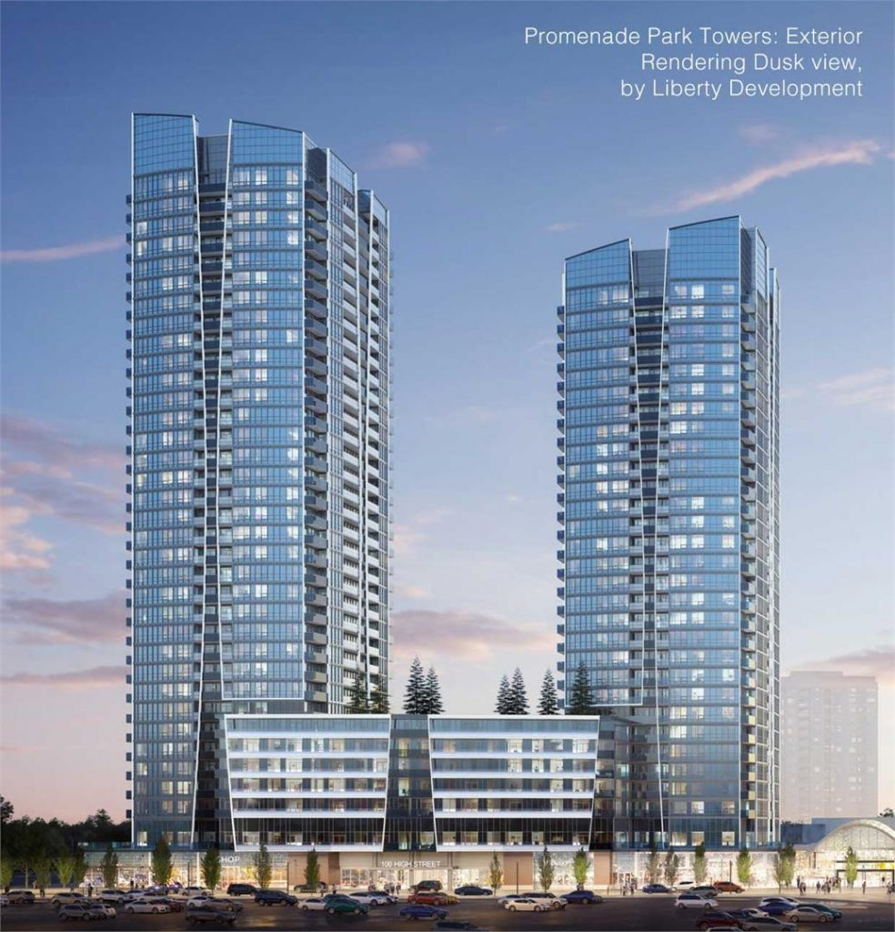 Promenade Park Towers – Phase 1