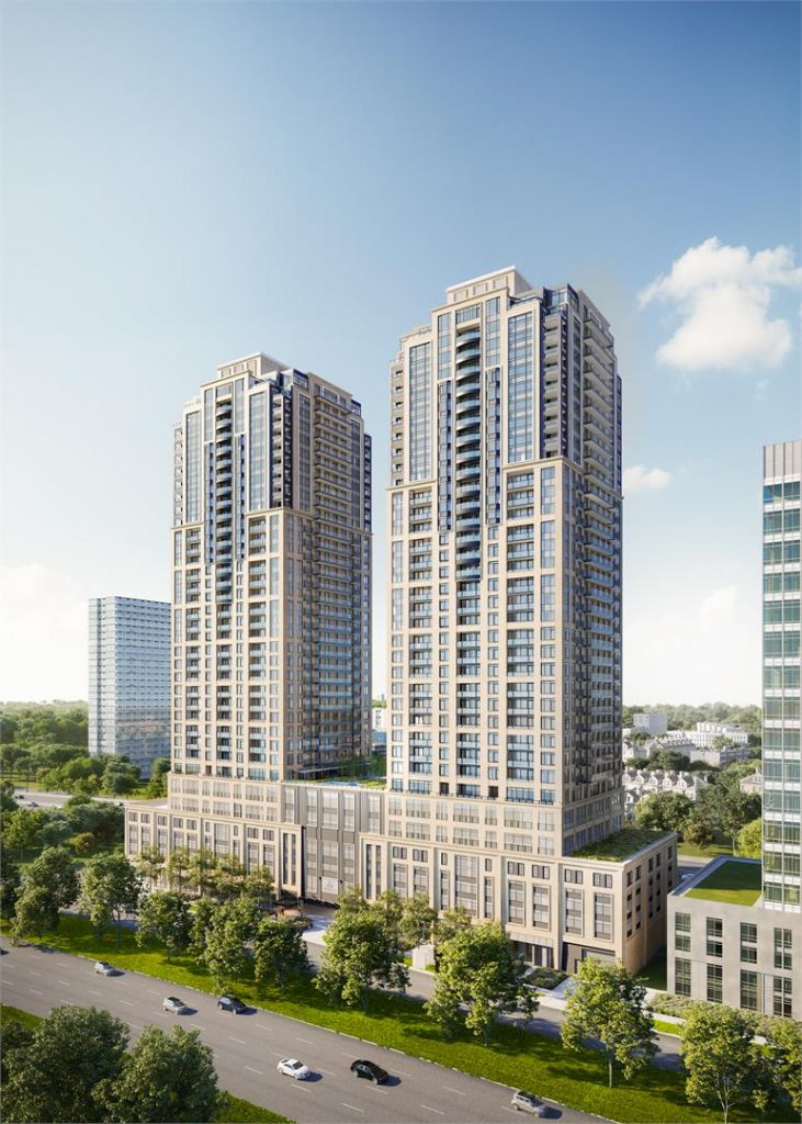 Mirabella Luxury Condos – East Tower